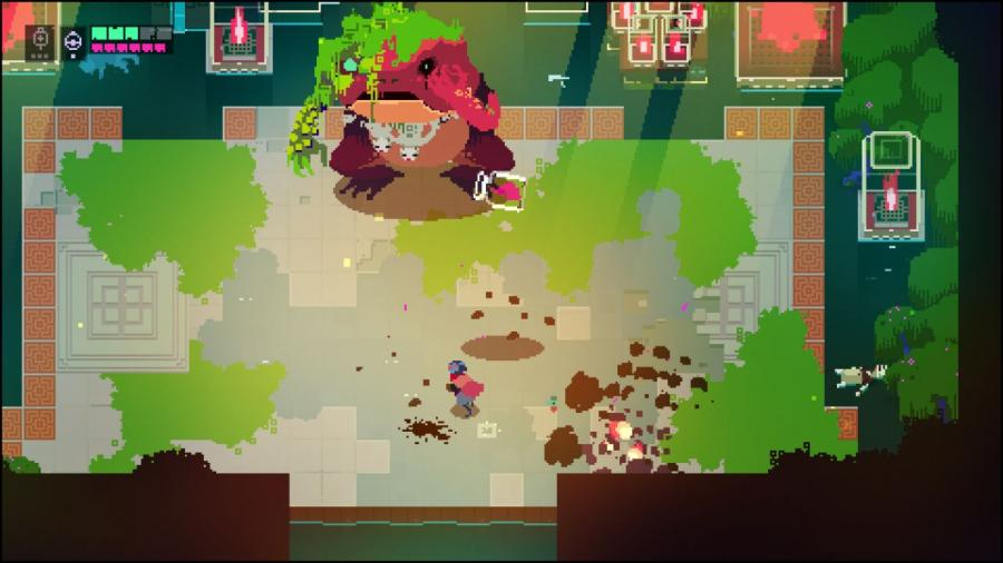 Hyper Light Drifter - Steam Gift Key Screenshot 7