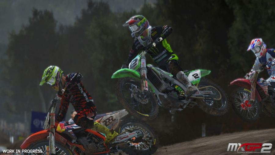 MXGP 2 - The Official Motocross Videogame Screenshot 9