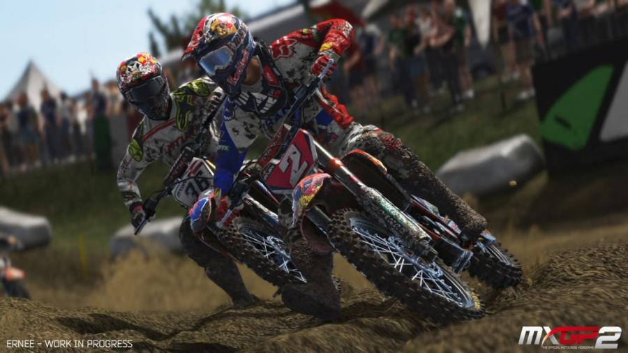 MXGP 2 - The Official Motocross Videogame Screenshot 5