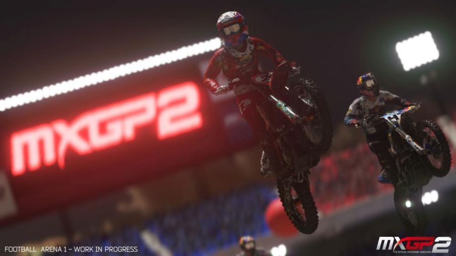 MXGP 2 - The Official Motocross Videogame Screenshot 4