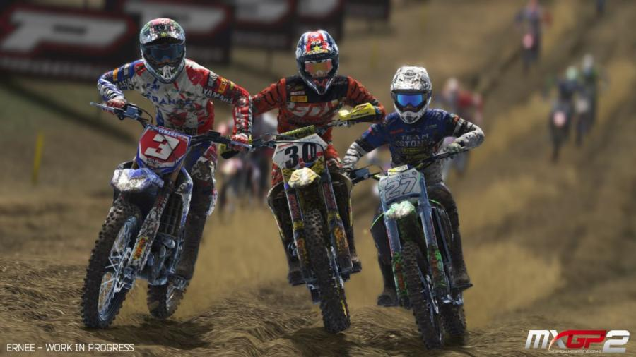 MXGP 2 - The Official Motocross Videogame (Steam Gift Key) Screenshot 2