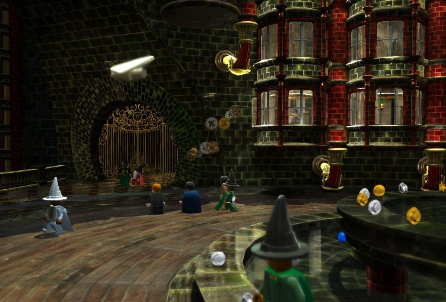 LEGO Harry Potter: Years 5-7 Screenshot 1