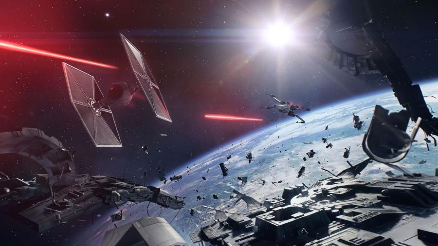 Star Wars Battlefront 2 (2017) Screenshot 5