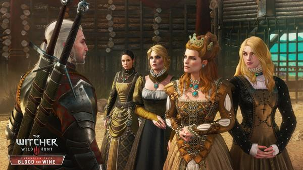 The Witcher 3 - Blood and Wine (DLC) - Steam Gift Key Screenshot 3
