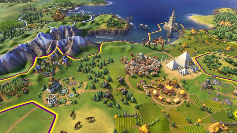 Civilization VI - Digital Deluxe Edition Screenshot 1