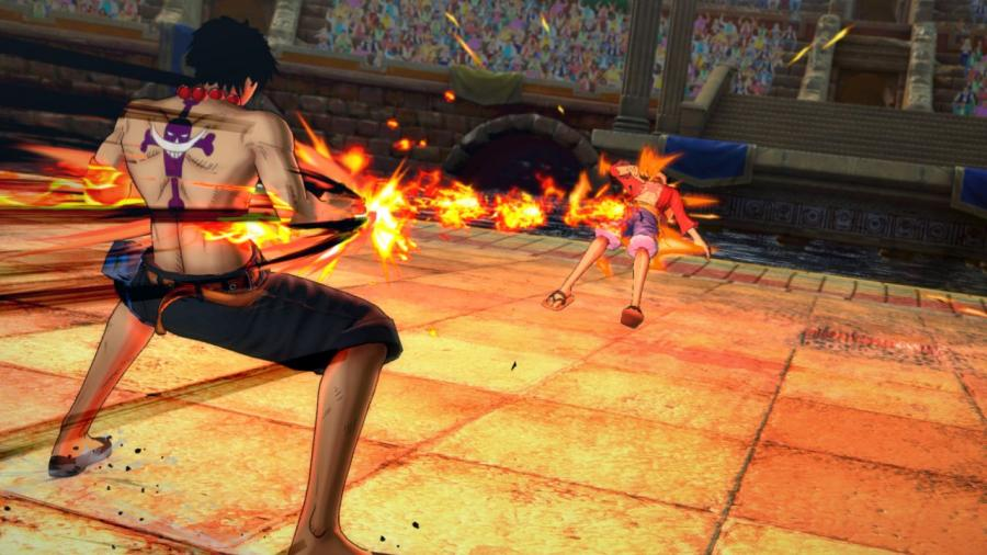 One Piece Burning Blood Screenshot 8