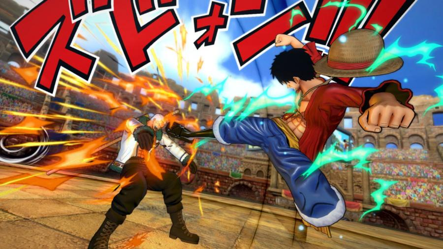 One Piece Burning Blood Screenshot 2