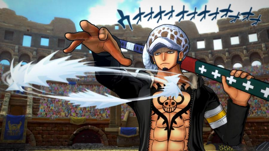 One Piece Burning Blood Screenshot 3