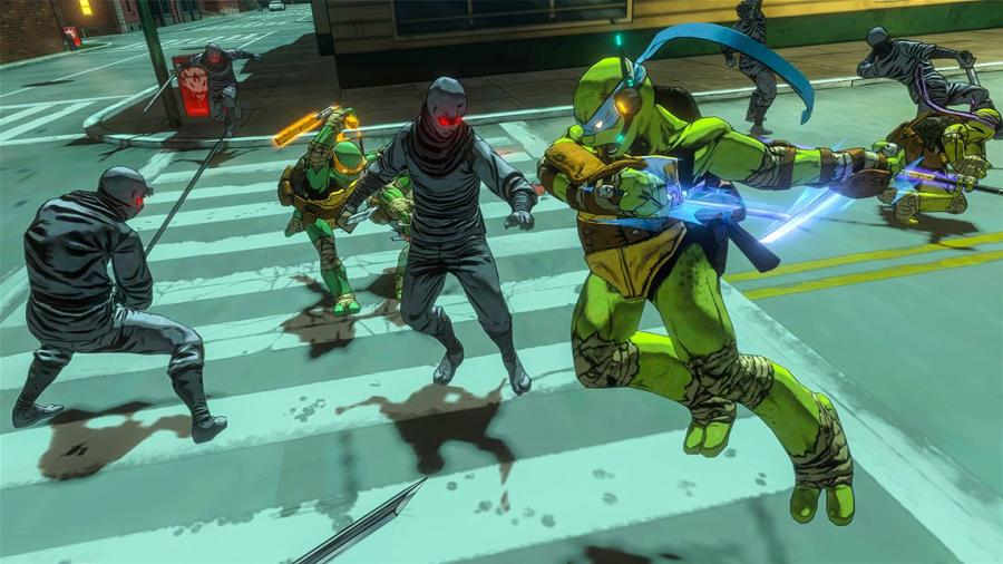 Teenage Mutant Ninja Turtles - Mutants in Manhattan - Xbox One Account Unlock Screenshot 2