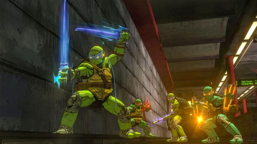Teenage Mutant Ninja Turtles - Mutants in Manhattan - Xbox One Account Unlock Screenshot 3