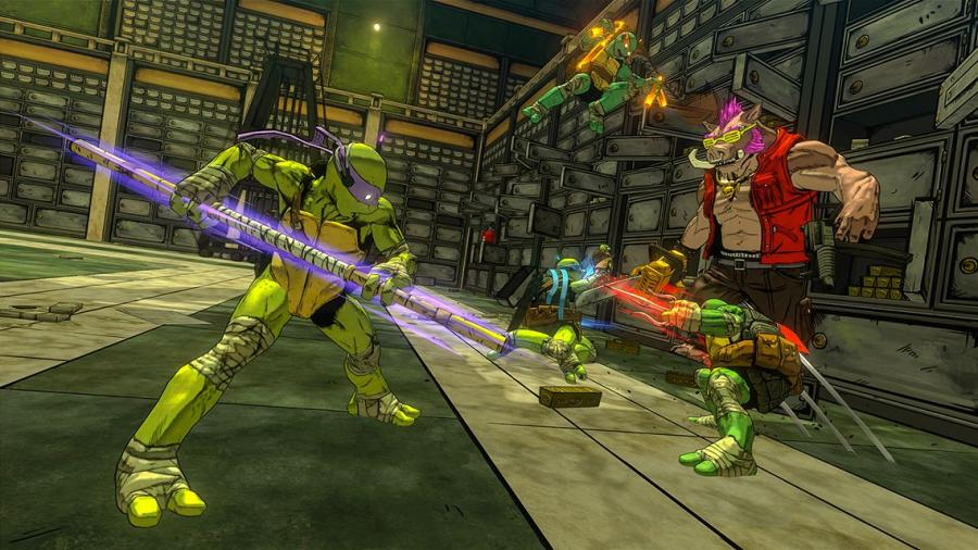 Teenage Mutant Ninja Turtles - Mutants in Manhattan - Xbox One Account Unlock Screenshot 4