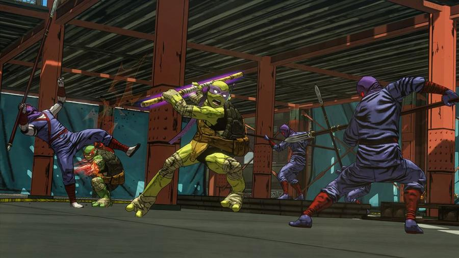 Teenage Mutant Ninja Turtles - Mutants in Manhattan - Xbox One Account Unlock Screenshot 5