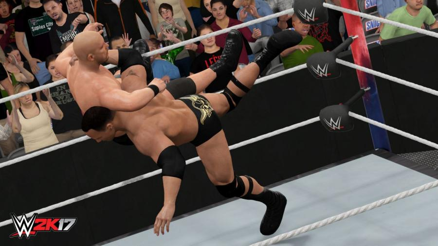 WWE 2K17 Screenshot 9