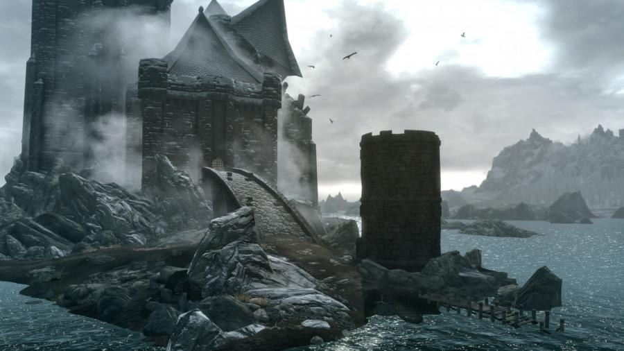 The Elder Scrolls V: Skyrim - 3 DLC Pack Screenshot 1