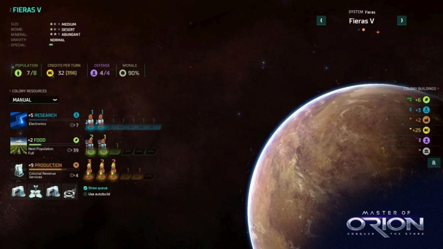 Master of Orion - Complete Edition Screenshot 4