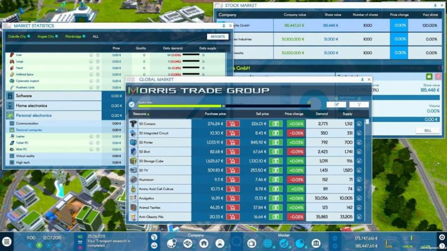 Industry Manager - Future Technologies Screenshot 2