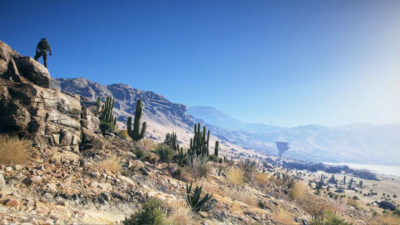 Ghost Recon Wildlands - Deluxe Edition Screenshot 1