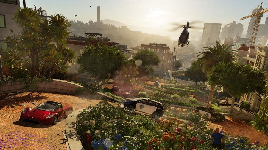 Watch Dogs 2 - Deluxe Edition Screenshot 2