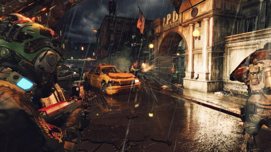 Umbrella Corps Screenshot 4