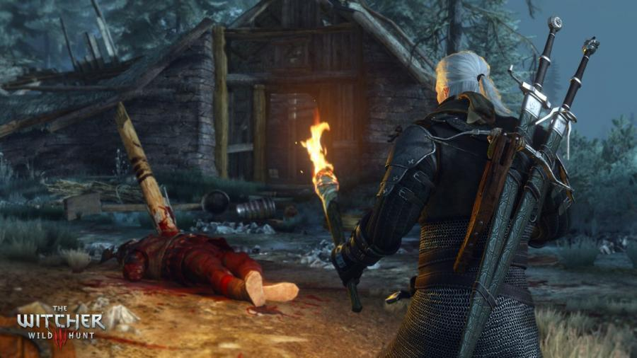 The Witcher 3 - Game of the Year Edition (GOG Key) Screenshot 4
