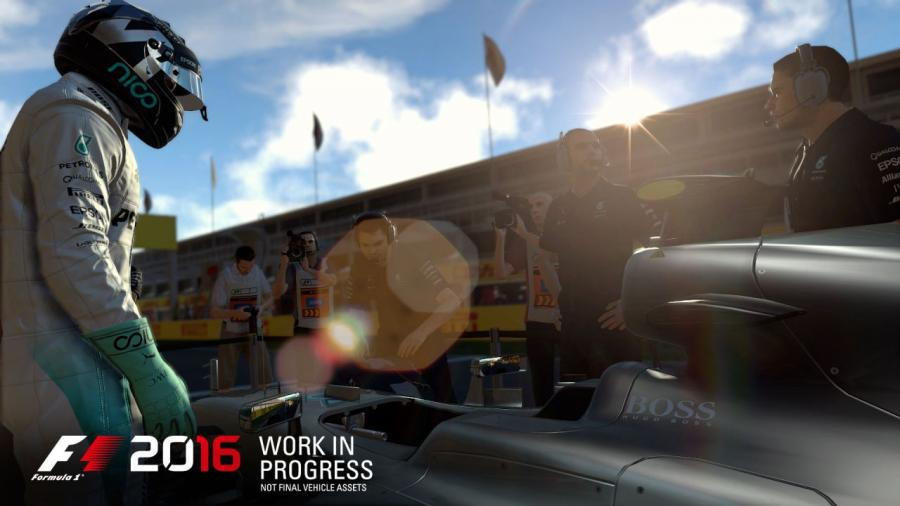 F1 2016 Screenshot 4