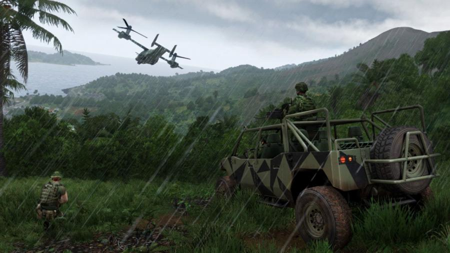 Arma 3 Apex (DLC) - Steam Geschenk Key Screenshot 4