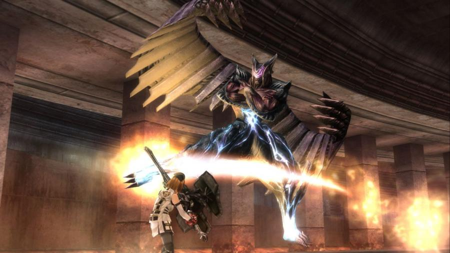 God Eater 2 - Rage Burst Screenshot 2