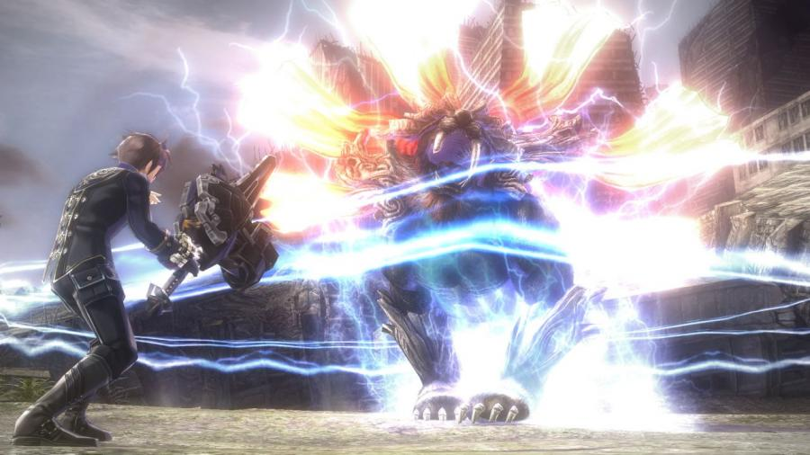 God Eater 2 - Rage Burst Screenshot 1