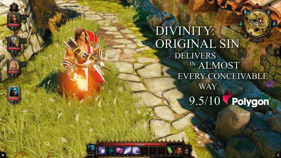 Divinity Original Sin - Enhanced Edition Screenshot 3