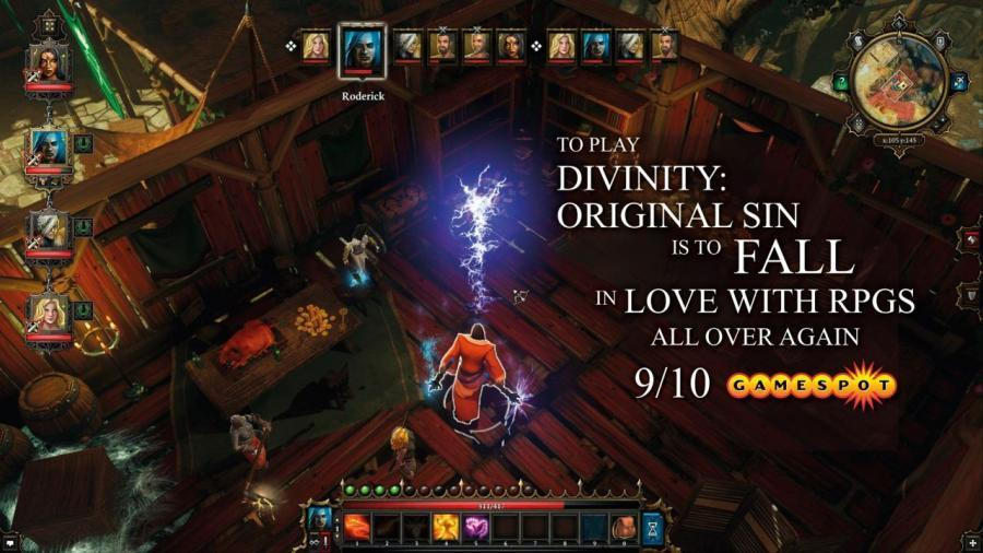 Divinity Original Sin - Enhanced Edition Screenshot 2