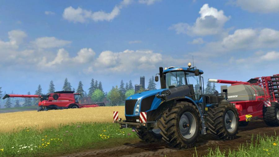 Farming Simulator 2015 - Steam Gift Key Screenshot 1