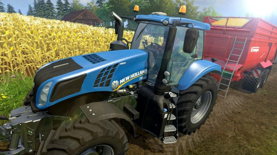 Farming Simulator 2015 - Steam Gift Key Screenshot 3