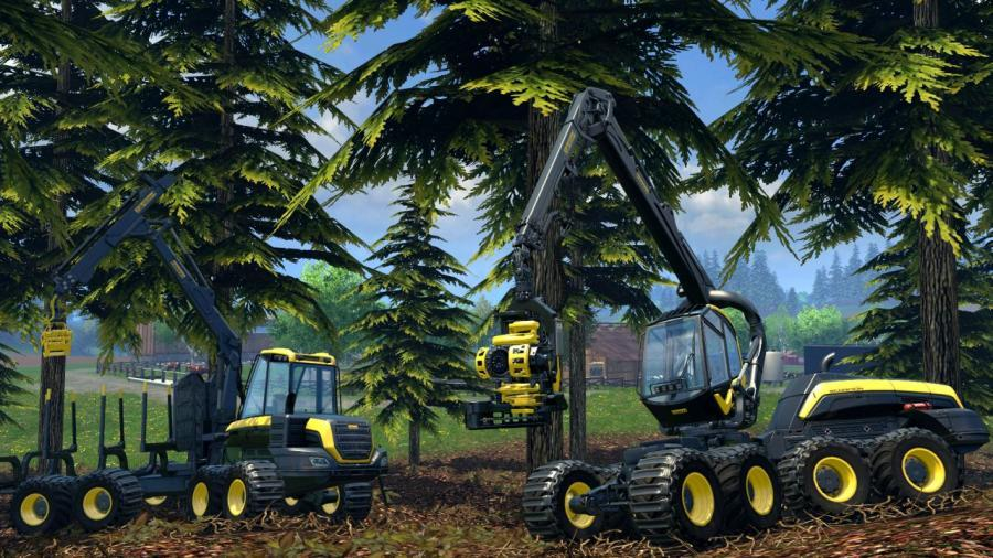 Farming Simulator 2015 - Steam Gift Key Screenshot 4