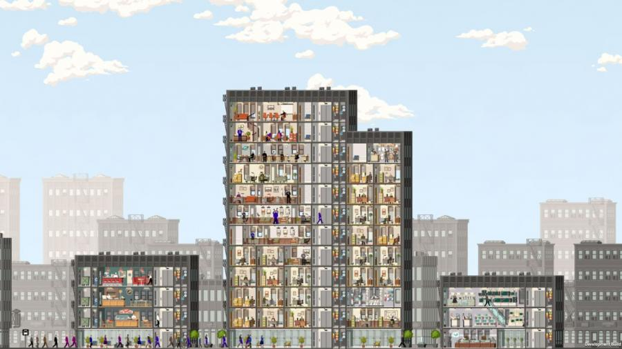 Project Highrise Screenshot 2