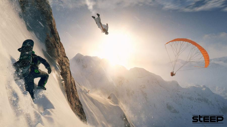 Steep Screenshot 1