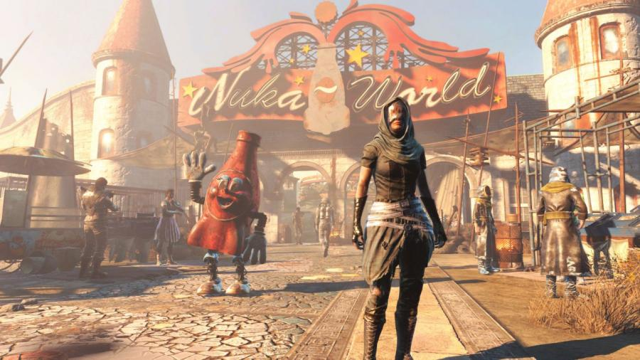 Fallout 4 - Nuka World DLC Screenshot 1