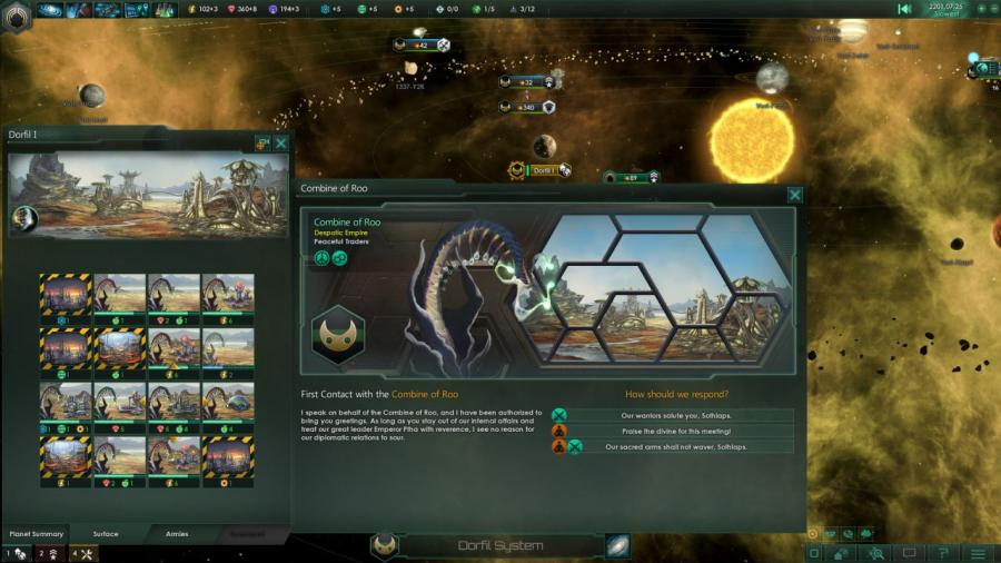 Stellaris - Plantoids Species Pack (DLC) Screenshot 1