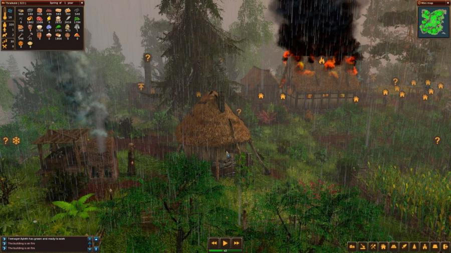 Life is Feudal - Forest Village (Steam Gift Key) Screenshot 4