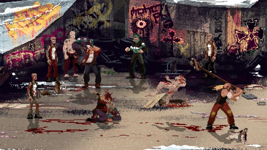 Mother Russia Bleeds Screenshot 2