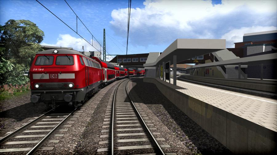 Train Simulator 2017 Screenshot 6