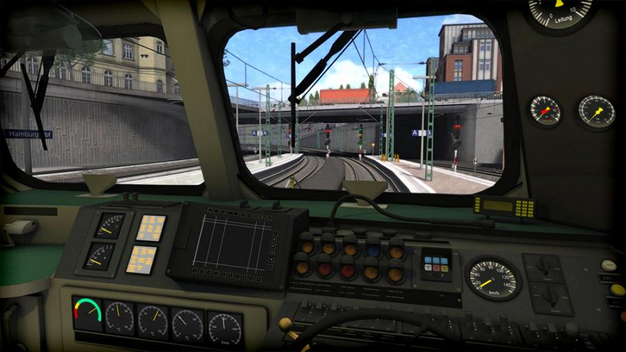 Train Simulator 2017 Screenshot 1
