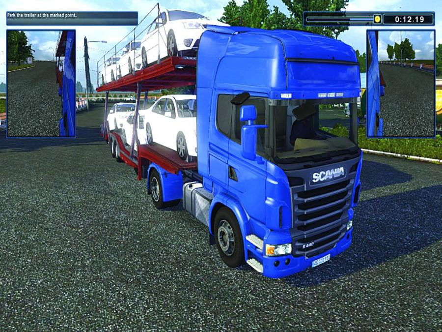Euro Truck Simulator Mega Collection Screenshot 7
