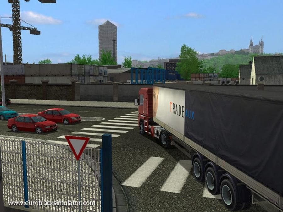 Euro Truck Simulator Mega Collection Screenshot 6