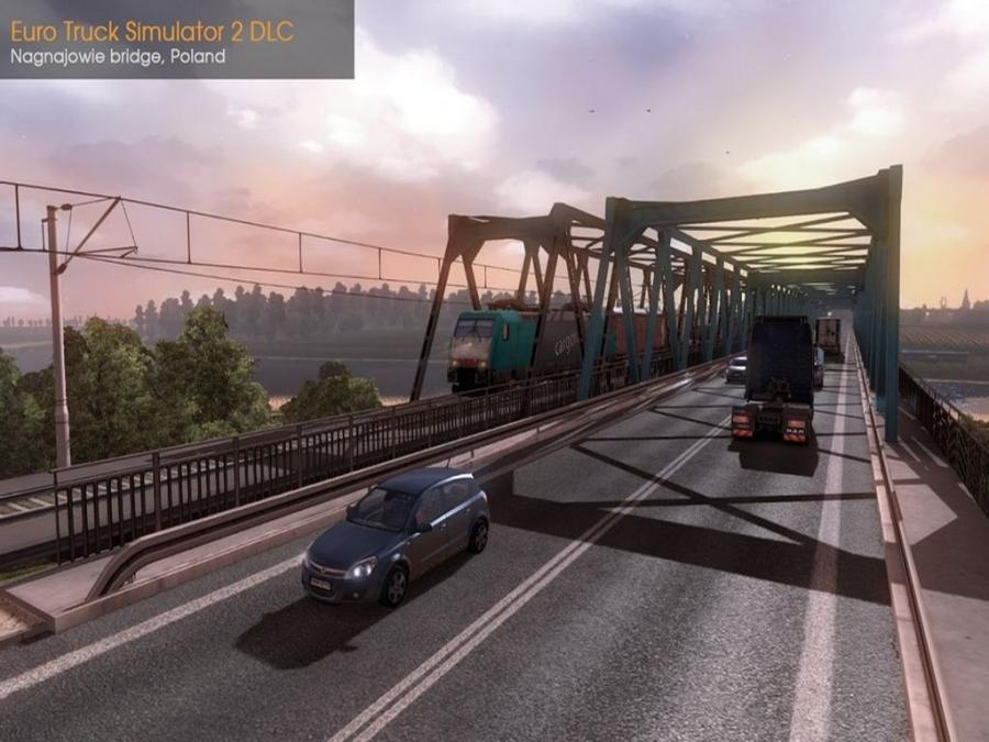 Euro Truck Simulator Mega Collection Screenshot 3