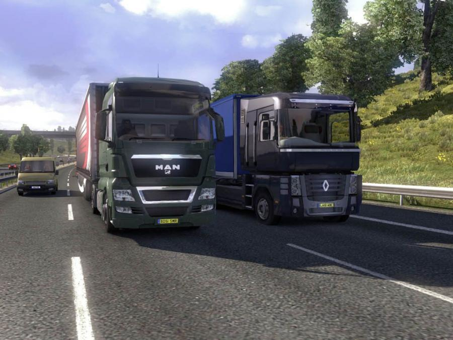 Euro Truck Simulator Mega Collection Screenshot 2