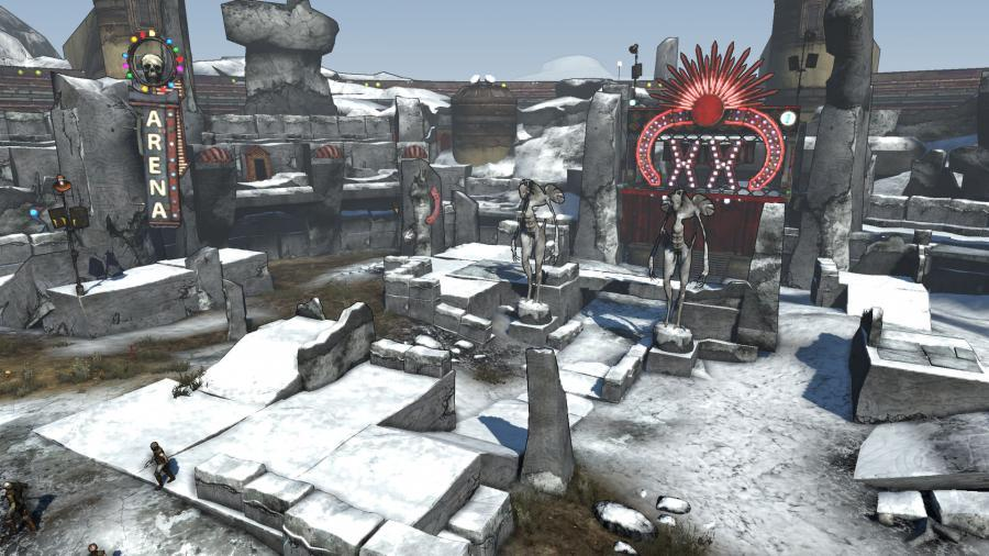 Borderlands - Game of the Year Edition (Steam Gift Key) Screenshot 4