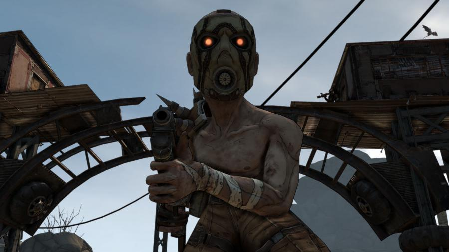 Borderlands - Game of the Year Edition (Steam Gift Key) Screenshot 1