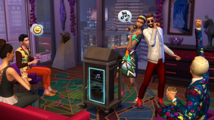 Los Sims 4 - Urbanitas (Expansion) Screenshot 3