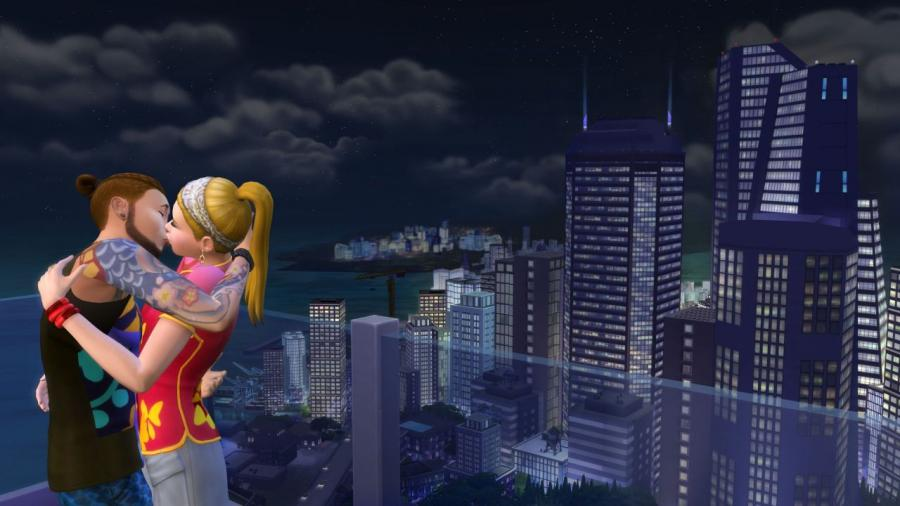 Los Sims 4 - Urbanitas (Expansion) Screenshot 4