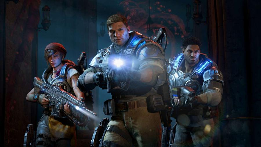 Gears of War 4 - Xbox One Código de Descarga Screenshot 1